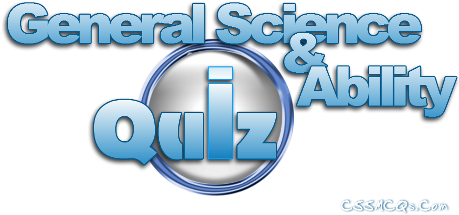 banner of General Science and Ability Quiz